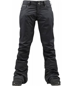 Burton TWC Fulltime Flirt Snowboard Pants True Black
