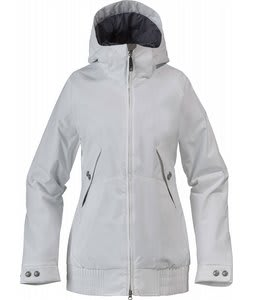 Burton TWC Hot Tottie Snowboard Jacket Bright White