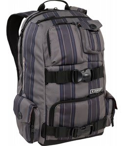 Burton The White Collection Backpack Baja Stripe