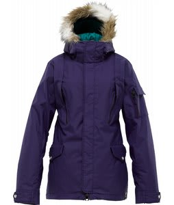 Burton TWC Parka Snowboard Jacket Nocturnal