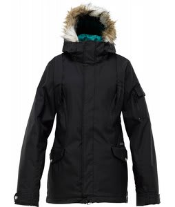 Burton TWC Parka Snowboard Jacket True Black