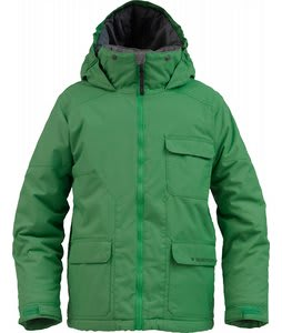 Burton TWC Prizefighter Snowboard Jacket Tree Frog