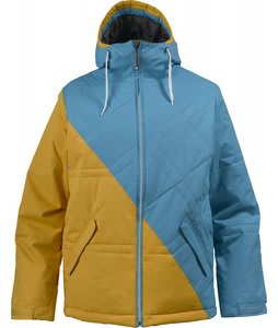 Burton TWC Pufalufagus Snowboard Jacket Midas/Argon