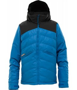 Burton TWC Puffaluffagus Snowboard Jacket Mascot/True Black