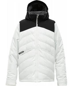 Burton TWC Puffaluffagus Snowboard Jacket True Black/Stout White