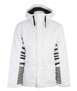 Burton TWC Puffy Snowboard Jacket Bright White