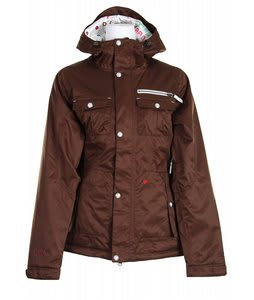Burton TWC Riding Snowboard Jacket Mocha