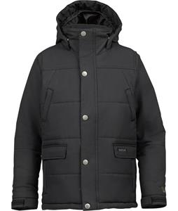 Burton TWC Shackleton Snowboard Jacket True Black
