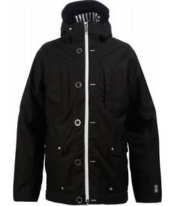 Burton Signature Trench Snowboard Jacket True Black