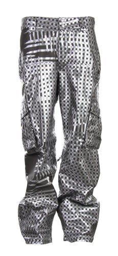 Burton TWC Signature Trench Snowboard Pants Plaid Divsn Blotto