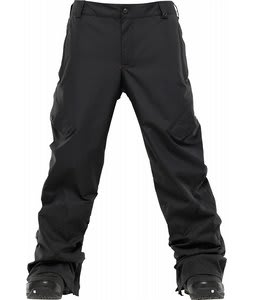 Burton TWC Smuggler Snowboard Pants True Black