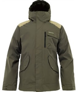 Burton TWC Such A Deal Snowboard Jacket Keef Grayeen