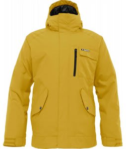 Burton TWC Such A Deal Snowboard Jacket Sulpher