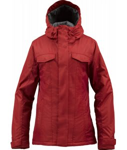 Burton TWC Sugartown Snowboard Jacket Red Handed