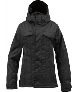 Burton TWC Sugartown Snowboard Jacket True Black