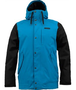 Burton TWC Throttle Snowboard Jacket Meltwater/True Black