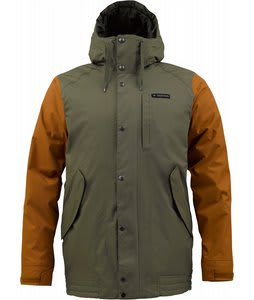 Burton TWC Throttle Snowboard Jacket True Penny/Keep