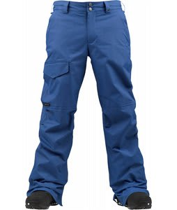 Burton TWC Throttle Snowboard Pants Royals