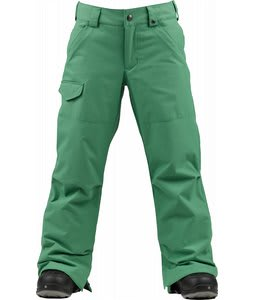 Burton TWC Throttle Snowboard Pants Tree Frog