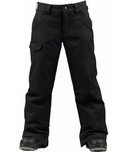 Burton TWC Throttle Snowboard Pants True Black