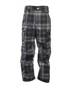 Burton TWC Transmission Snowboard Pants Echo Man