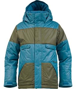 Burton TWC Warm And Friendly Snowboard Jacket Meltwater