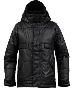 Burton TWC Warm And Friendly Snowboard Jacket True Black