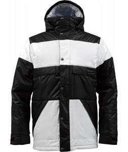 Burton TWC Warm And Friendly Snowboard Jacket True Black/Graph