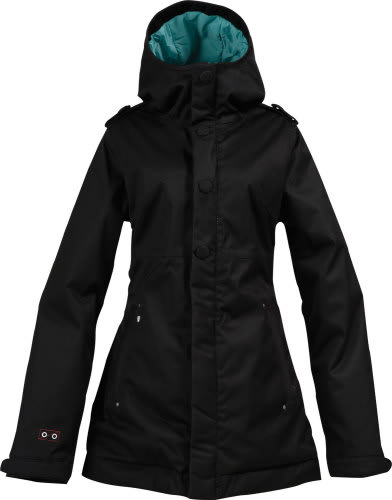 Burton TWC Weekend Snowboard Jacket True Black