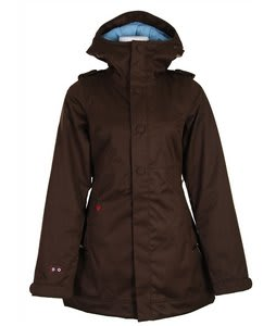 Burton TWC Weekend Snowboard Jacket Mocha