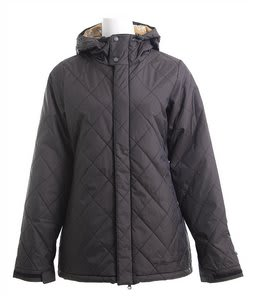 Burton TWC Cozy A-Line Snowboard Jacket True Black