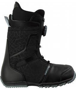 Burton Tyro Snowboard Boots Black/Charcoal