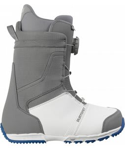 Burton Tyro Snowboard Boots White/Gray