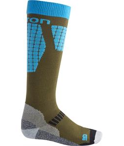 Burton Ultralight Wool Socks Hickory