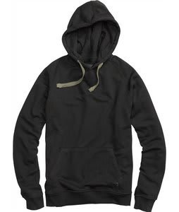 Burton Uni Pullover Hoodie True Black