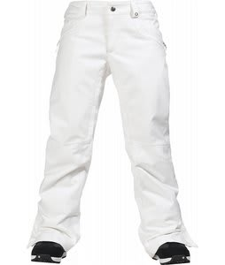 Burton Union Snowboard Pants Bright White