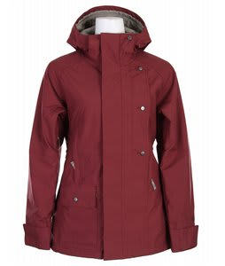 Burton Unity Snowboard Jacket Gmp Mahogany