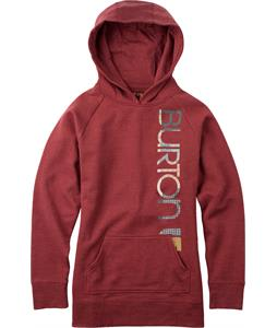 Burton USA Antidote Pullover Hoodie USA Red