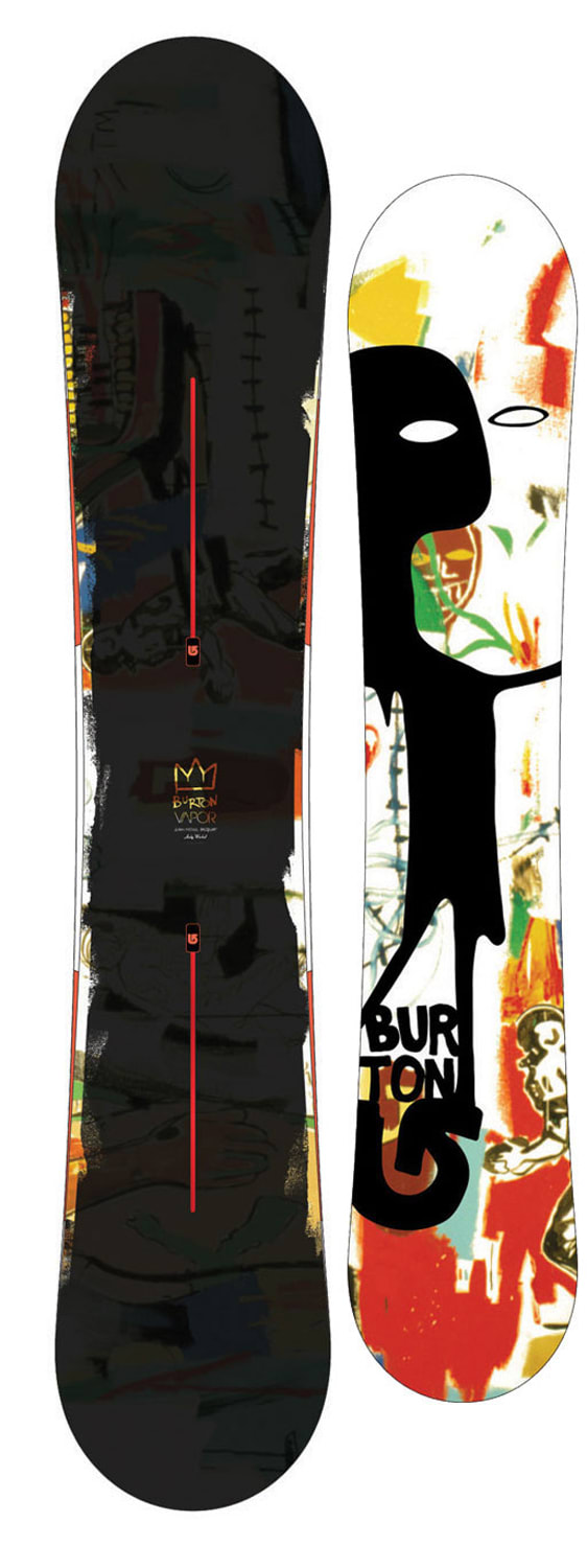 Shop for Burton Vapor Wide Snowboard 158 - Men's