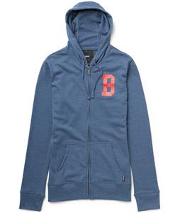 Burton Varsity Full-Zip Hoodie Heather Team Blue