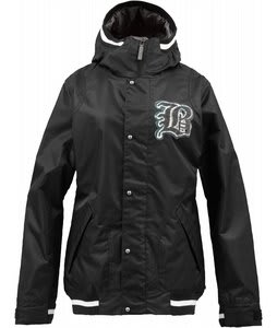 Burton Varsity Snowboard Jacket True Black
