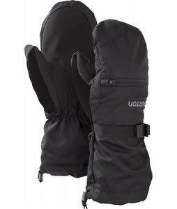 Burton Vent Mittens True Black