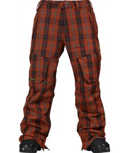 Burton Vent Snowboard Pant GMP Brimstone Tartan