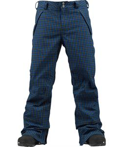 Burton Vent Snowboard Pants Ballpoint Reid Plaid