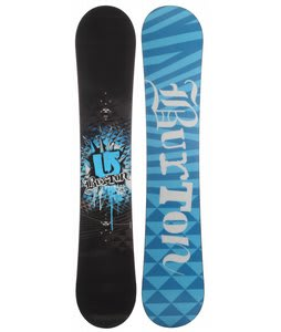Burton Verdict Snowboard 155