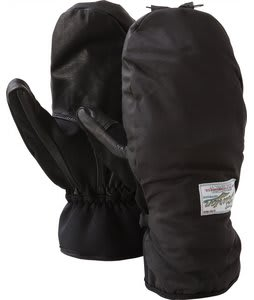 Burton Vice Mittens True Black