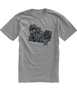 Burton Viewfinder Recycled Slim Fit T-Shirt