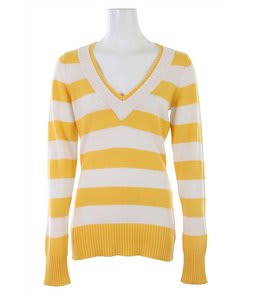 Burton Traffic V-Neck Sweater Mimosa