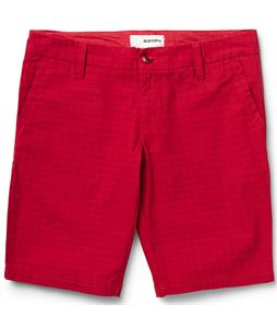 Burton Walk Of Shame Shorts Cardinal