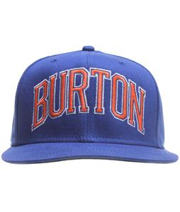 Burton Warm Up Cap Cobalt Blue